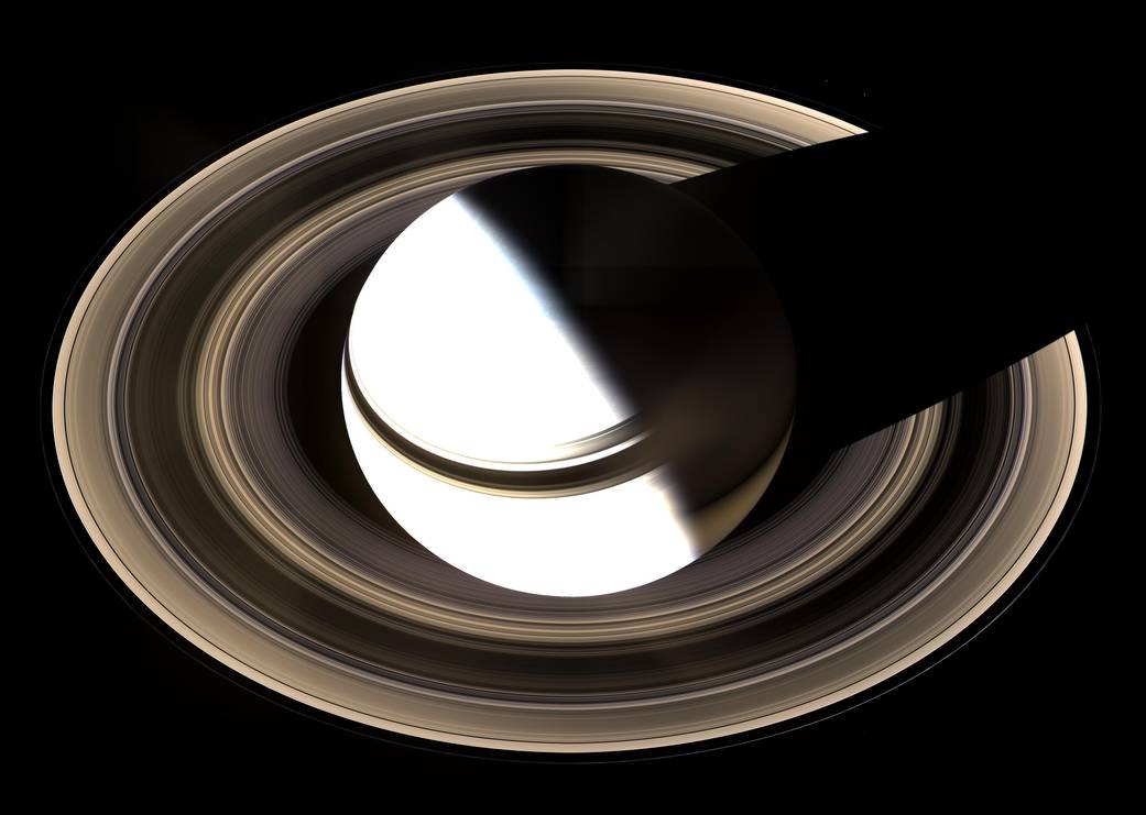 Saturn Cassini mission