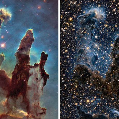 left-The-Hubble-visible-light-image-of-the-Eagle-Nebula-shows-the-three-pillars-of_Q640